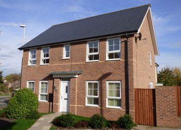 Thumbnail 4 bed detached house for sale in Farnborough Close Kingsway, Quedgeley, Gloucester
