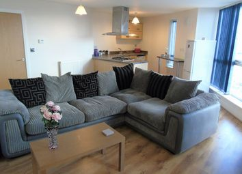 Thumbnail 2 bedroom flat for sale in Vyvyan House, Kerrier Way, Camborne, Cornwall.