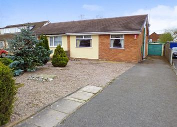 Thumbnail 2 bed semi-detached bungalow for sale in Newtons Grove, Winterley, Sandbach