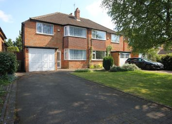 3 bed semi-detached house for sale in Newbold Close, Bentley Heath, Solihull B93