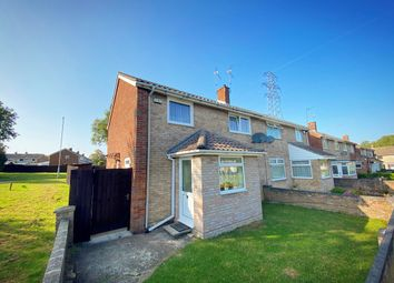 Thumbnail 3 bed semi-detached house for sale in Winterbourne Court, Corby