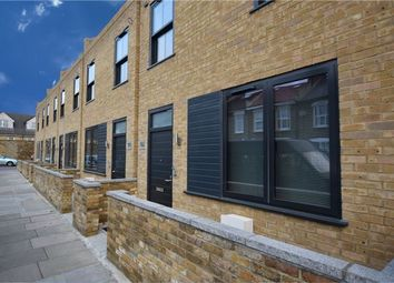 Thumbnail 4 bed town house for sale in Kneller Road, London