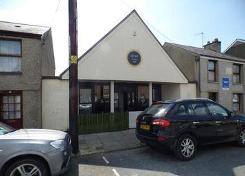 Thumbnail 5 bed bungalow for sale in Chapel Street, Porthmadog, Gwynedd