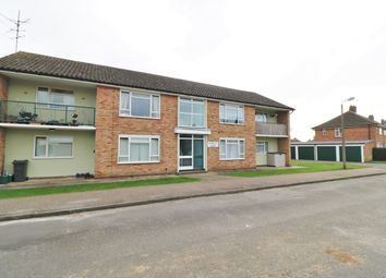Thumbnail 1 bed flat for sale in Britannia Crescent, Wivenhoe, Colchester