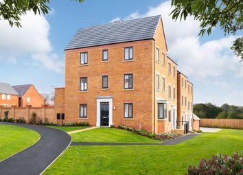 """Thumbnail 3 bedroom semi-detached house for sale in """"Durrington"""" at Carters Lane, Kiln Farm, Milton Keynes"""