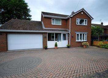 Thumbnail 4 bed detached house for sale in 45 Welham Road, Norton, Malton