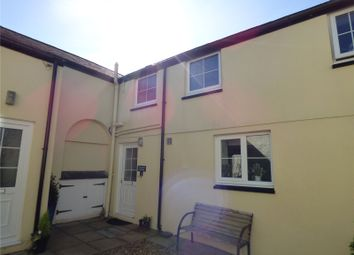 Thumbnail 2 bed terraced house for sale in Cromwell Cottage, Westgate House, The Parade, Pembroke
