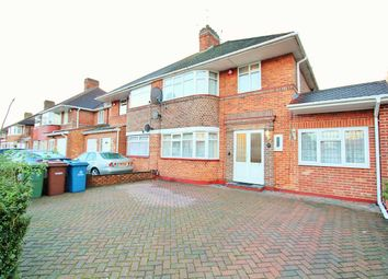 Thumbnail 4 bed semi-detached house for sale in Howberry Road, Canons Park, Edgware