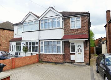 Thumbnail 3 bed semi-detached house to rent in Bilton Road, Perivale, Greenford, Greater London