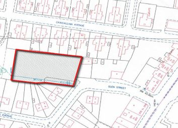 Thumbnail Land for sale in Land At Glen Street, Cambuslang, Glasgow G728Ur