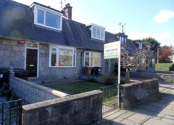 3 bed terraced house to rent in Balmoral Road, Aberdeen AB10