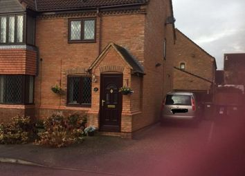Thumbnail 2 bedroom end terrace house to rent in Cornwallis Drive, Eaton Socon, St Neots