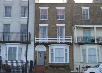 Thumbnail 6 bed terraced house for sale in Fort Crescent, Margate