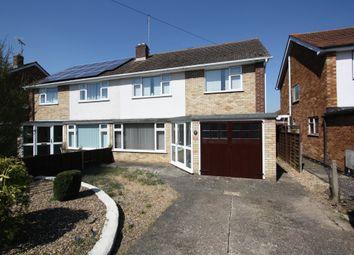 Thumbnail 3 bed semi-detached house for sale in Edinburgh Avenue, Werrington Village