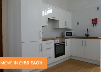 Thumbnail 1 bedroom flat to rent in Marlborough Road, Roath, Cardiff