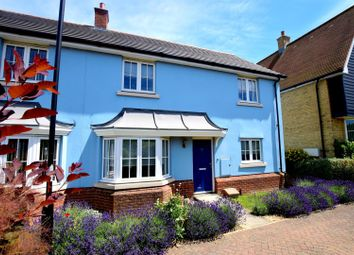 Thumbnail 3 bed semi-detached house for sale in Meadow Park, Braintree