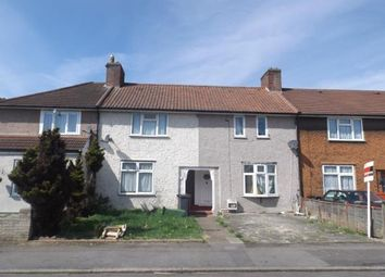 Thumbnail 3 bed terraced house for sale in Coote Road, Dagenham