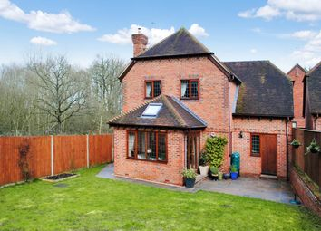 Thumbnail 4 bed detached house to rent in Evergreen, Headley, Berkshire