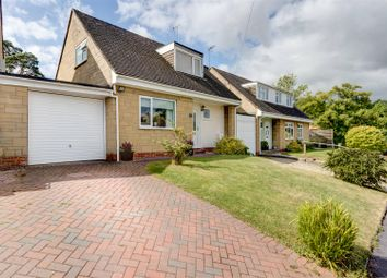 Thumbnail 3 bed link-detached house for sale in Carson Close, Stretton On Fosse, Moreton-In-Marsh