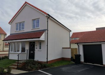 Thumbnail 3 bed detached house for sale in Walters Field, Roundswell, Barnstaple