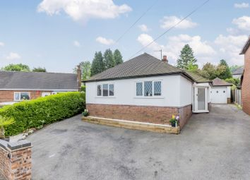 Thumbnail 2 bed detached bungalow for sale in Highfield Crescent, Stoke-On-Trent