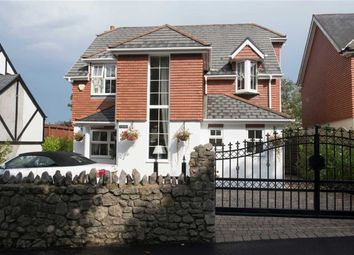 Thumbnail 4 bed detached house for sale in Harbour Winds Court, Overland Road, Mumbles