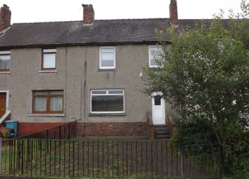 Thumbnail 3 bed terraced house for sale in Craigneuk Avenue, Airdrie, North Lanarkshire