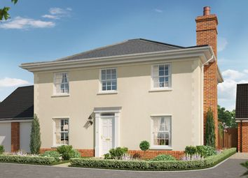 Thumbnail 4 bedroom detached house for sale in Station Road, Framlingham, Suffolk