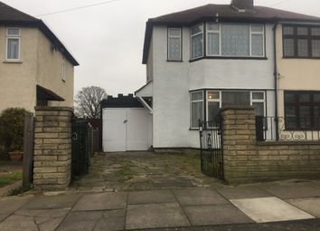 Thumbnail 3 bed semi-detached house to rent in Radnor Avenue, Kent
