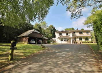6 bed detached house for sale in Threals Lane, West Chiltington, Pulborough RH20