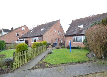 Thumbnail 1 bed end terrace house for sale in Newton Croft, Sudbury