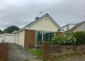 Thumbnail 4 bed bungalow to rent in Hazel Close, Porthcawl