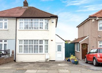 Thumbnail 2 bedroom semi-detached house for sale in Merlin Road North, Welling