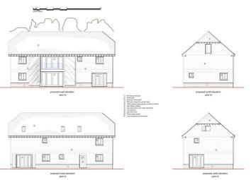Thumbnail Land for sale in Coggins Mill Lane, Mayfield