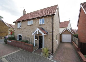 Thumbnail 3 bed detached house for sale in Putter Court, Braintree