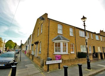 Thumbnail 1 bed cottage to rent in Lyal Road, Bow
