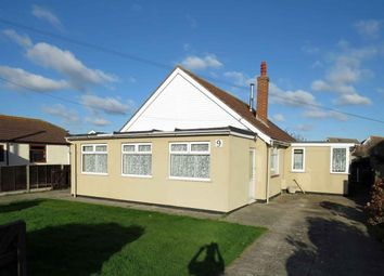 Thumbnail 2 bed detached bungalow for sale in West Haye Road, Hayling Island