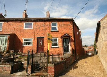 Thumbnail 2 bed cottage to rent in Pinfold Road, Castle Bytham, Grantham