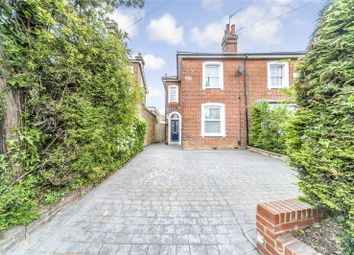 Thumbnail 3 bed semi-detached house for sale in Dry Hill Park Road, Tonbridge, Kent