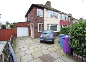 Thumbnail 3 bed semi-detached house for sale in Bowring Park Road, Bowring Park, Liverpool