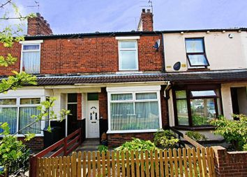 Thumbnail 2 bedroom terraced house for sale in Zetland Street, Hull