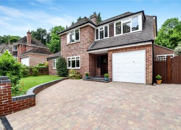 Thumbnail 4 bedroom detached house for sale in Southwoods, Yeovil, Somerset