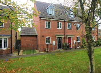 Thumbnail 3 bed town house for sale in Birch Road, Ashby-De-La-Zouch