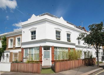 Thumbnail 2 bed flat to rent in Perrers Road, London