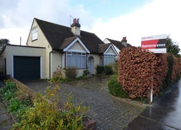 Thumbnail 3 bed bungalow for sale in Orchard Way, Shirley, Croydon, Surrey