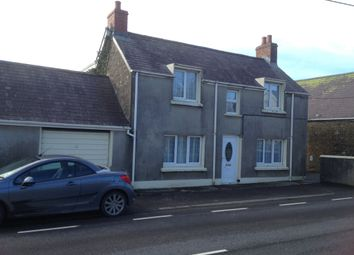 Thumbnail 3 bed detached house to rent in Llandissilio, Clunderwen
