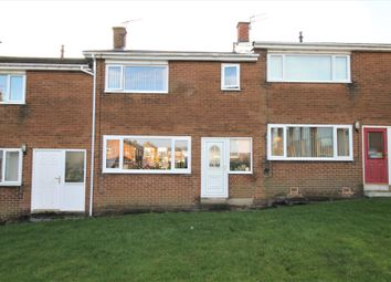 Thumbnail 3 bed terraced house for sale in Lambourne Close, Bournmoor, Houghton-Le-Spring