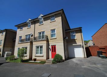 Thumbnail 5 bed semi-detached house for sale in Kings Croft, Long Ashton, Bristol