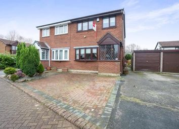 Thumbnail 3 bedroom semi-detached house for sale in Barnacre Close, Fulwood, Preston, Lancashire