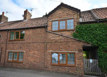 Thumbnail 4 bed cottage for sale in Grange Road, West Cowick, Goole